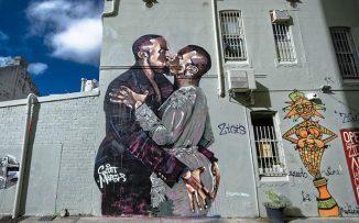 Mural Credit: Australian artist, Scott Marsh